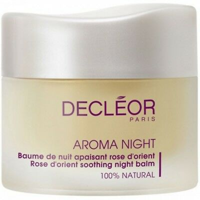 Aroma Night Rose D'Orient Soothing Night Balm Sensitive Skin 15ml