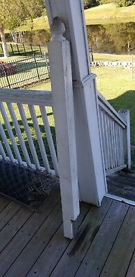 Solid Wood Newel Post