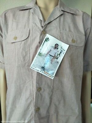 The Railway Man Film Movie Nagase's Shirt with Continuity Pic Screen Used Prop