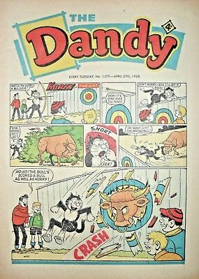 DANDY COMIC - 27th APRIL 1968
