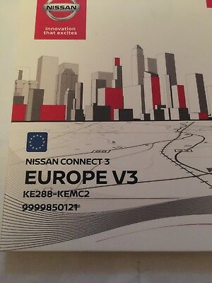 Nissan Connect 3 Europe V3