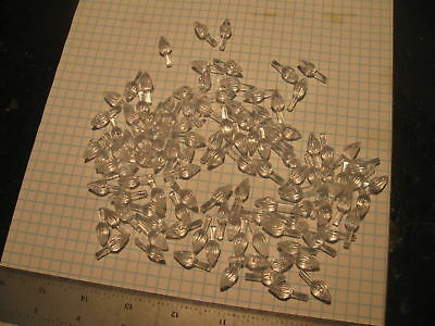 100 pc Small Clear Twist Lights for Ceramic Christmas Tree -Free Ship (2)