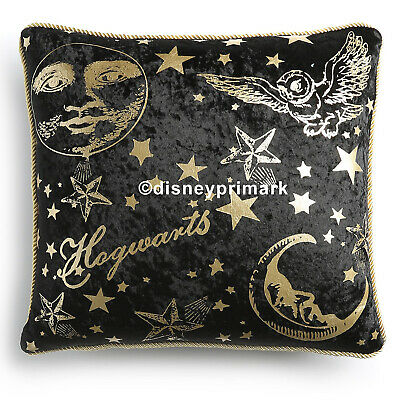 OFFICIAL Harry Potter LUXURY VELVET Robe / Cushion Dressing Gown Girls Primark