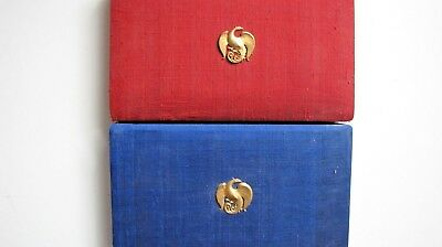 Thailand - Two large coin sets in original Royal Thai Mint boxes