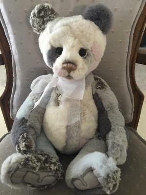 """Taggle Charlie Bears 2018 Plush * 14.5"""" New With Tags"""