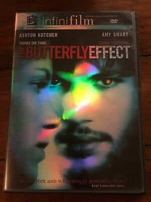 The Butterfly Effect (Infinifilm Edition) DVD