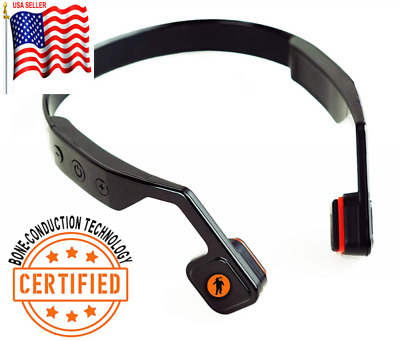 ALL-Terrain Bone Conduction Headphone Wireless Bluetooth Stereo Open Ear Headset
