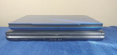 mix lot of 2 Dell laptops Latitude E4300 Vostro 1400 core 2 duo no OS