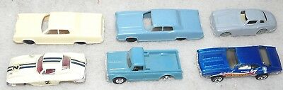 Another Mixed Die Cast Lot Of Vehicles  Lindberg * Jvz Co * Injap & Hot Wheels