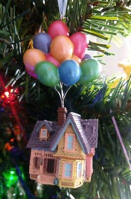 NWT Disney Store Up House Sketchbook Christmas Ornament New with Tags Pixar