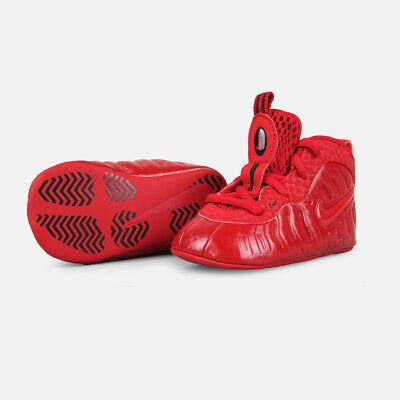 0c96edfad89 Nike Lil Posite Pro CB Gym Red Black 643145-601 Infant Red October Size 2C