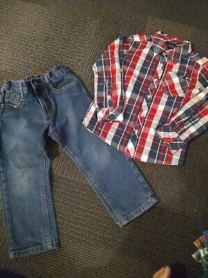 Lucky brand Outfit 3T