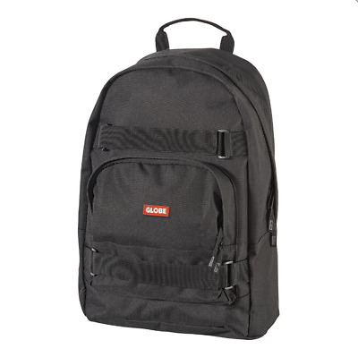 VANS Jetter Backpack Black Gray Red Large One Size.
