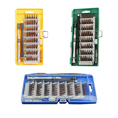 60-in-1 Precision Screwdriver Set with 56 Magnetic Driver Kit Electronics R L4D4
