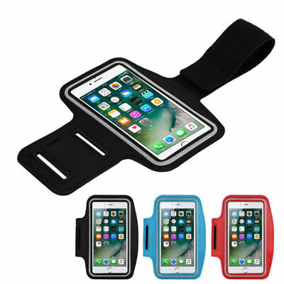 Sports Gym Armband Cover Jogging Cycling Running Arm Holder Case For Smartphone