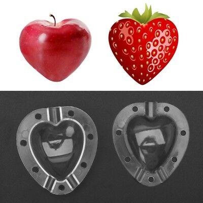 Fruit Shaping Mold Plastic Heart-Shaped Pear Growth Forming Vegetable Tool