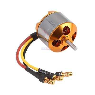 RC A2212 2200KV Brushless Motor 2212-6 + 30A ESC + Mount for Rc Plane Helicopter