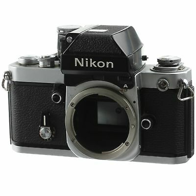 Nikon F2A Film Camera Body Late Serial