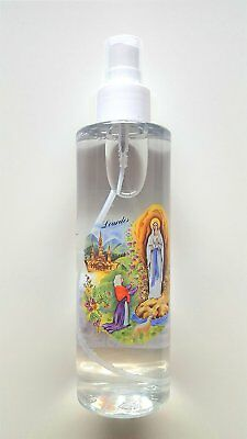 Lourdes Holy Water Spray - 200ml - Filled with Authentic Water from the grotto