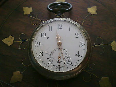 Rare-Old Pocket Watch