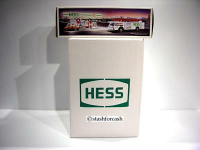 1989 Hess Fire Truck - Case of 6 - HALF PRICE SALE!