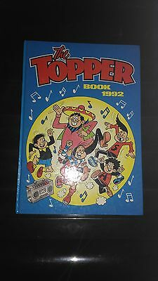 The Topper Book 1992 Vintage Annual Near Mint
