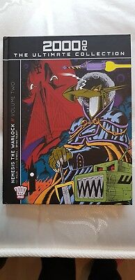 2000AD The Ultimate Collection - Nemesis the Warlock Volume 2