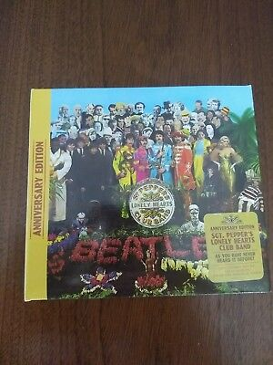Sgt. Pepper's Lonely Hearts Club Band [50th Anniversary Edition] CD The Beatles