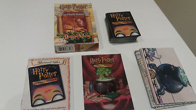 Harry Potter Trading Card Game 2 Player Starter Set Diagon Alley
