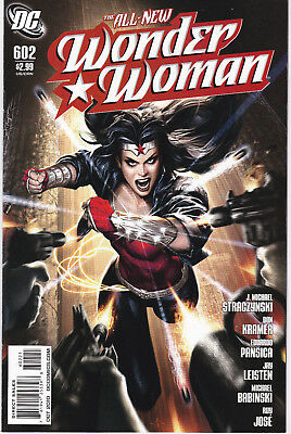 Wonder Woman 602 - Variant Cover (Modern Age 2010) - 9.2