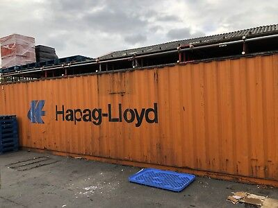 40ft High Cube Shipping Container Good Condition