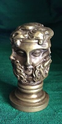 A Rare 19th Century French Bronze Seal c1880's