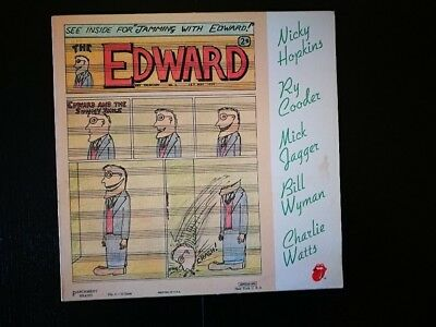 Rolling Stones // Ry Cooder - Jamming with Edward - US LP - COC 39100 - 1972