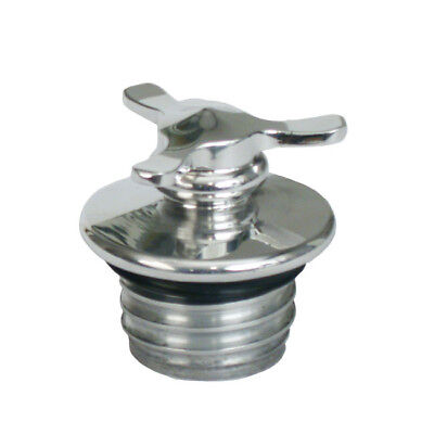 Dragon Choppers Gascap Vented Spinner