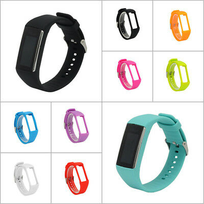 Sport Silicone Replacement Watch Strap Wrist Band For Polar A360 A370
