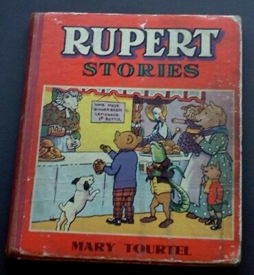 Rupert Stories by Mary Tourtel c1947