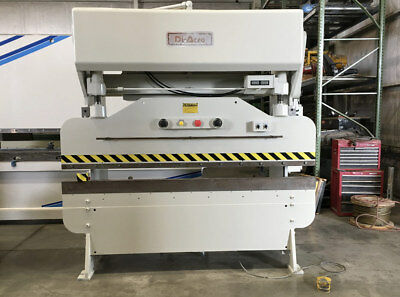 "Di-Acro Press Brake, 55 Tons, 8' 4"" Bed, Hydra-Mechanical"