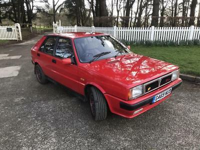 Lancia Delta HF Turbo 1.6 - Red - Tons of history - Great condition