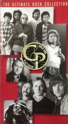 Gold & Platinum ~ The Ultimate Rock Collection 1964-1995; 6xCD, Ltd, with book!