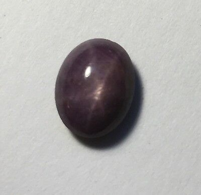 Exquisite Star Ruby Cabochon