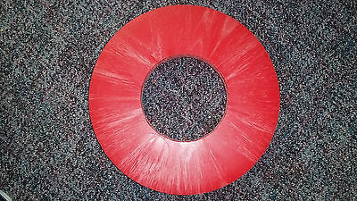 "Nylogrit 12""  rotary brush scrubber long trim pad driver 30326 5"""