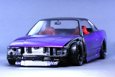 Rc Drift Car Body 1 10 Scale For Inner Set For Pab 2123 S13 Pai