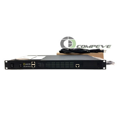 Perle Systems Iolan SCS48C Dac Console Server 48-Ports RS-232 04030750