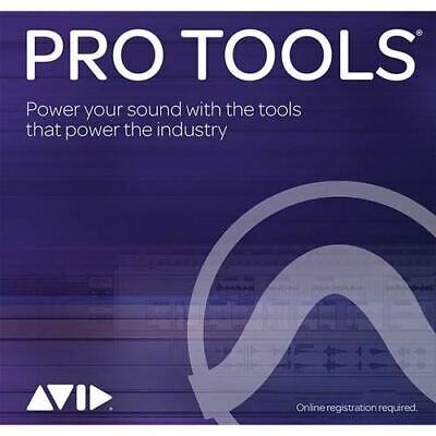 Avid Pro Tools Legacy Upgrade with 12 Months of Upgrades-Student/Teacher (Renewa