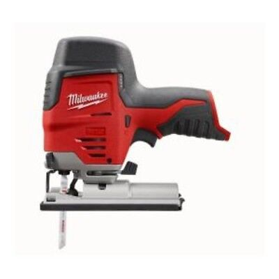 Milwaukee M12 12-Volt Lithium-Ion Cordless Jig Saw (Tool-Only)