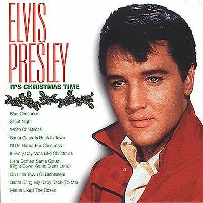 It's Christmas Time [BMG] by Elvis Presley 2000 NEW SEALED CD