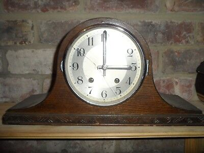 Enfield/Smith Mantle Clock (Vintage/Antique/ Retro/Old Fashioned) *COLLECTION*
