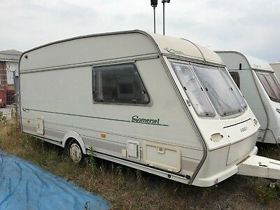 Abbey Somerset Touring Caravan