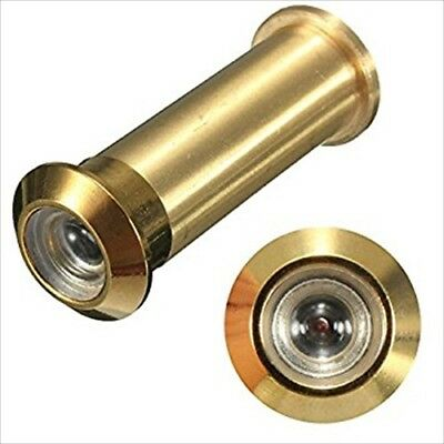 DV4 - 160 Degree Door Viewer / Spy Hole Brass 1