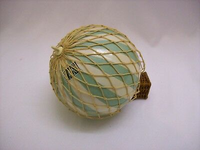 Authentic Model Floating the Skies Hot Air Balloon in Teal Green